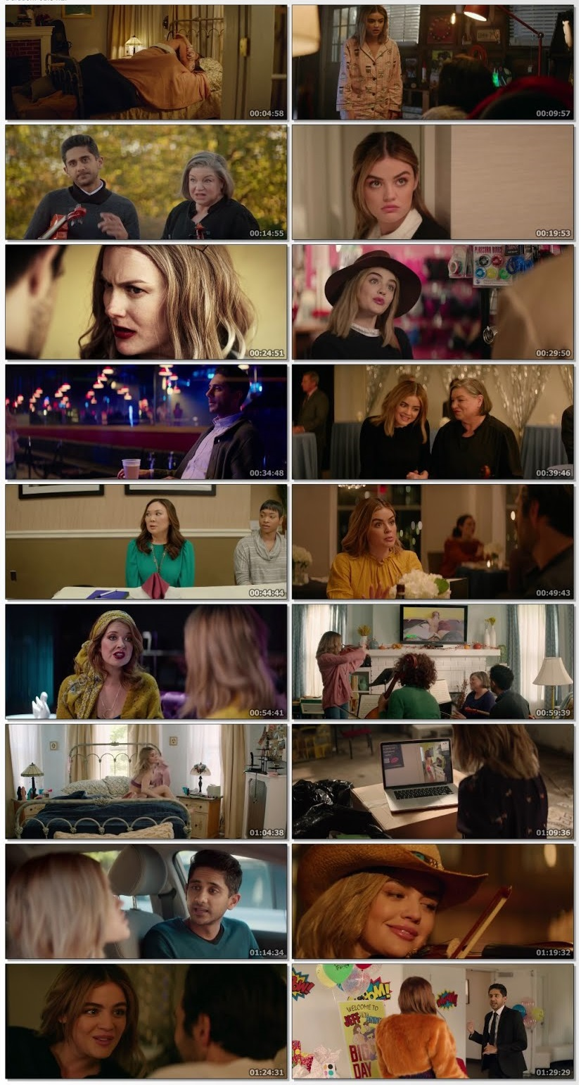 Download A Nice Girl Like You (2020) Hindi [Fan Dubbed Voice Over] + English 480p 300MB | 720p 500MB HDRip