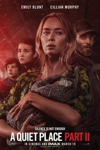 Download A Quiet Place Part II (2021) Hindi (Fan Dubbed) + English 480p 300MB | 720p 550MB HDRip