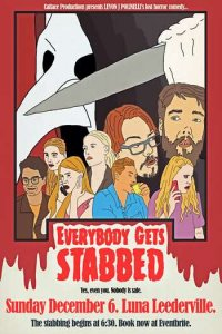 Download Everybody Gets Stabbed (2021) English 720p 800MB WEB-DL ESubs
