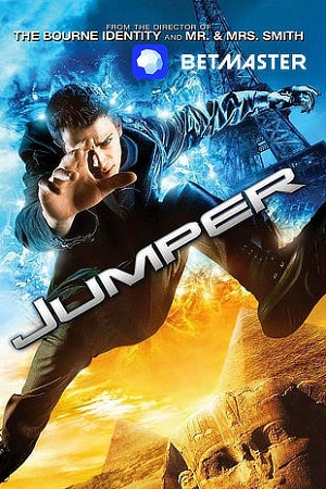 Download Jumper (2008) Dual Audio {Hindi HQ Dubbed-English} 480p [250MB] | 720p [700MB] | 1080p [1.3GB]