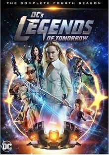 Download Legends of Tomorrow (Season 1 – 6) [S06E08 Added] English With Subtitles 720p [400MB]