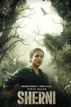 Download Sherni (2021) Hindi Full Movie 480p [400MB]   720p [1GB]   1080p [2GB] Prime Video