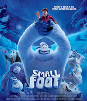 Download Smallfoot (2018) English With Subtitles 480p [400MB] | 720p [850MB] | 1080p [1.6GB]