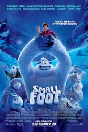 Download Smallfoot (2018) English With Subtitles 480p [400MB]   720p [850MB]   1080p [1.6GB]