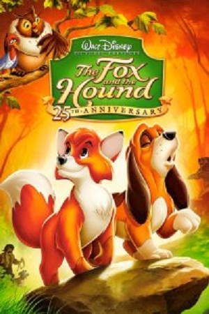 Download The Fox and the Hound (1981) Dual Audio {Hindi-English} 480p [250MB] | 720p [800MB]