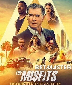 Download The Misfits (2021) Dual Audio {Hindi HQ Dubbed-English} 480p [300MB] | 720p [800MB] | 1080p [1.4GB]