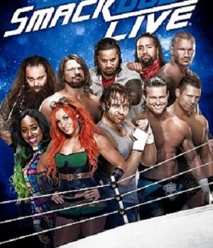 Download WWE Friday Night SmackDown 25th June (2021) English Full WWE Show 480p [350MB] | 720p [800MB]