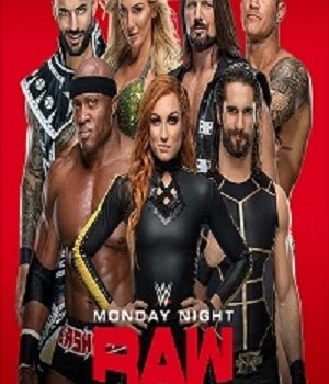 Download WWE Monday Night Raw 28th June (2021) English Full WWE Show 480p | 720p HDRip