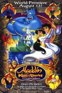 Download Aladdin and the King of Thieves (1996) Dual Audio Hindi 480p 300MB | 720p 800MB HDRip