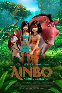 Download Ainbo (2021) English 480p 250MB | 720p 800MB HDRip
