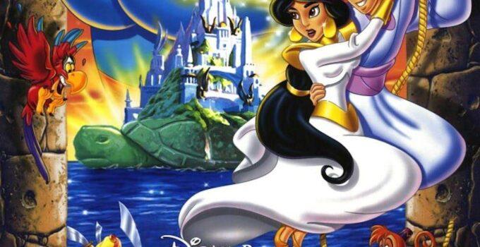 Download Aladdin and the King of Thieves (1996) Dual Audio {Hindi-English} 480p [330MB] | 720p [800MB] | 1080p [2.5GB]