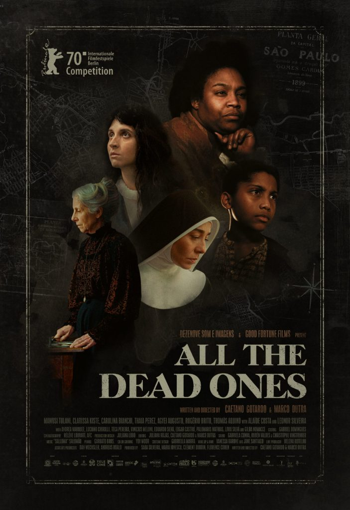 Download All The Dead Ones (2020) Hindi [Fan Voice Over] WeB-DL 720p [1GB]