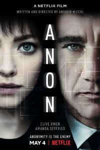 Download Anon (2018) Hindi (UnOfficial VO) + English (ORG) 720p 500MB BluRay
