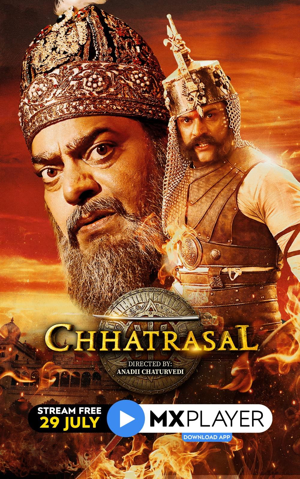 Download Chhatrasal (2021) Season 1 Hindi Complete MX Player WEB Series 480p | 720p HDRip
