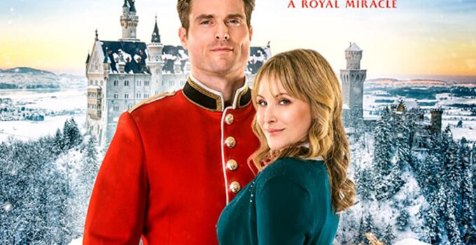 Download Christmas With A Crown (2020) Hindi [Fan Voice Over] WeB-DL 720p [900MB]