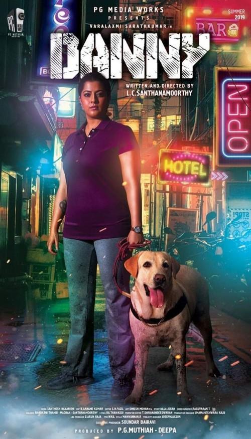 Download Danny (2021) Hindi Dubbed Full Movie 480p [350MB]   720p [1GB]