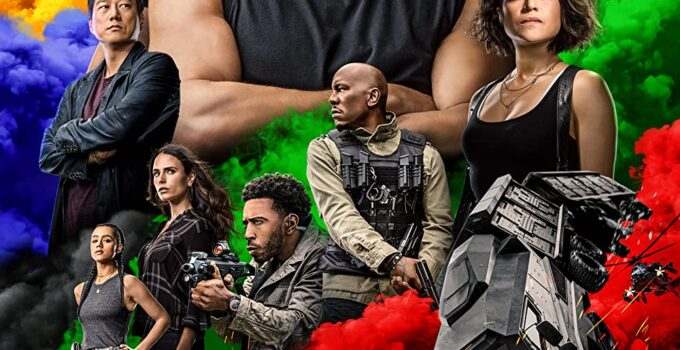 Download F9 – Fast And Furious 9 (2021) {English With Hindi Subtitle} 480p [450MB] | 720p [1GB] | 1080p [2.7GB]