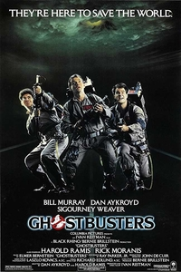 Download Ghostbusters (1984) Dual Audio Hindi 720p 750MB BluRay
