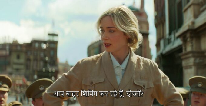 Download Jungle Cruise (2021) {English With Hindi Subtitles} 480p [400MB] | 720p [1GB] | 1080p [2.5GB]