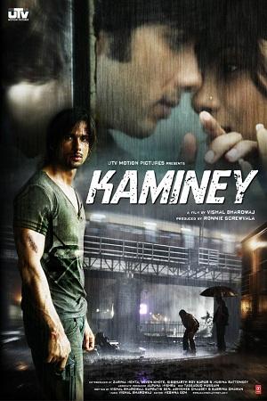 Download Kaminey (2009) Hindi Full Movie 480p [350MB] | 720p [1.2GB] | 1080p [4GB]