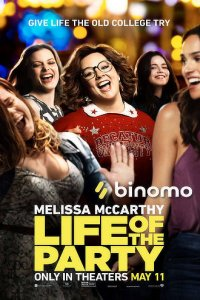 Download Life of the Party (2018) Hindi (UnOfficial VO) + English (ORG) 720p 600MB BluRay