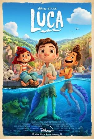 Download Luca (2021) Dual Audio [Hindi ORG. & English] Full Movie 480p [300MB]   720p [850MB]   1080p [1.7GB]