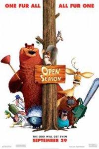 Download Open Season (2006) Hindi Dual Audio 480p 300MB  | 720p 850MB BluRay ESubs