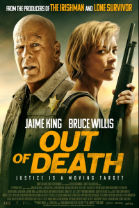 Download Out of Death (2021) English Movie 480p 300MB | 720p 800MB HDRip