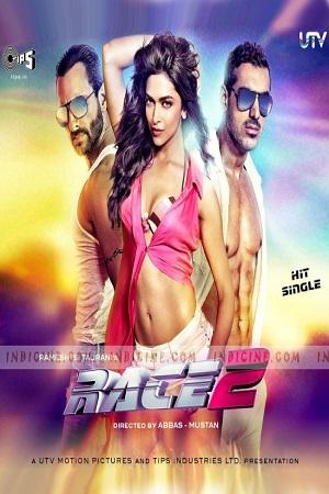 Download Race 2 (2013) Hindi Full Movie 480p [400MB]   720p [1.3GB]   1080p [4GB]