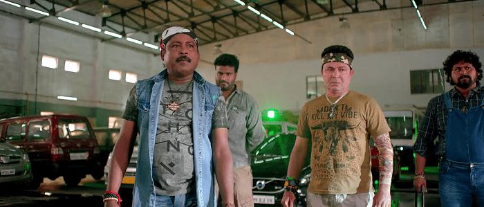 Download Revolver Raja – Babu Bangaram (2016) Hindi Dubbed Full Movie 480p [300MB] | 720p [1GB]