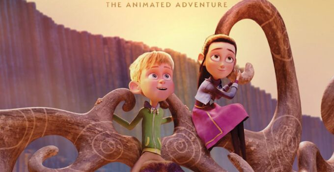 Download Riverdance: The Animated Adventure (2021) Hindi [Voice Over] WeB-DL 720p [800MB]