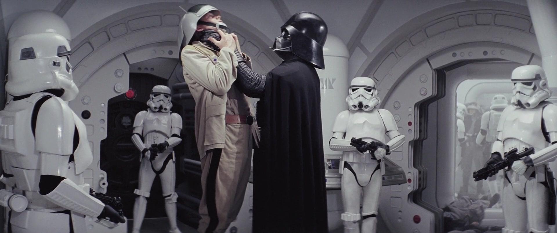 Download Star Wars: Episode 4 – A New Hope (1977) Dual Audio {Hindi-English} 480p [450MB]   720p [1.3GB]   1080p [3GB]