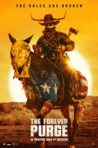 Download The Forever Purge (2021) English 720p 850MB HDCAM