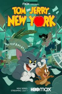Download Tom and Jerry in New York (2021) S01 English 480p 500MB | 720p 1GB WEB-DL ESubs