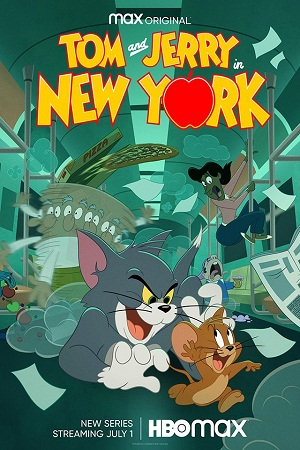 Download Tom and Jerry in New York (2021) Season 1 English With Subtitles 720p HEVC [120MB] WEB-DL HD
