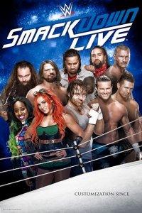 Download WWE Friday Night SmackDown (16 July 2021) English 720p 950MB HDRip