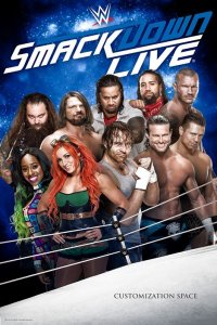 Download WWE Friday Night SmackDown (9 July 2021) English 480p 270MB | 720p 970MB HDRip