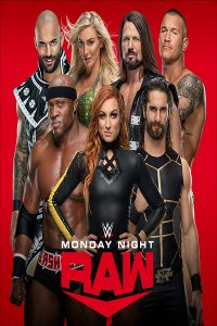 Download WWE Monday Night Raw (19 July 2021) English 480p 400MB | 720p 1.4GB HDTV