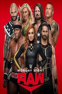 Download WWE Monday Night Raw 19th July (2021) English Full WWE Show 480p [550MB] | 720p [1GB] HDRip