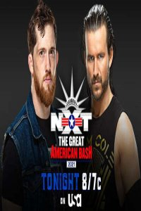 Download WWE NXT 6 July (2021) (The Great American Bash) 480p 400MB HDTV