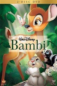 Download Bambi (1942) Hindi ORG Dual Audio 480p 250MB   720p 500MB   1080p 1.3GB BluRay ESub
