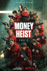 Download Money Heist – Part 5 Vol. 1 (2021) Hindi Dubbed Official Trailer NF 720p HDRip
