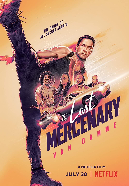 Download The Last Mercenary (2021) Dual Audio {Hindi-English} 480p [400MB]   720p [1.2GB]   1080p [2GB]