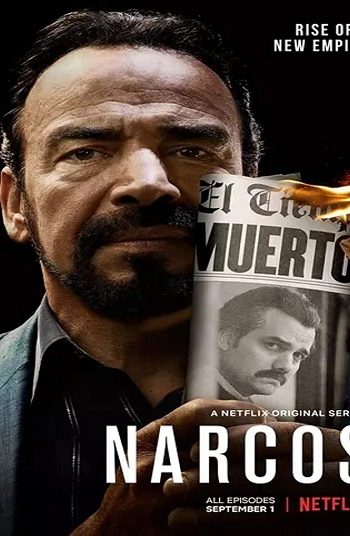 Download Narcos (Season 3) Dual Audio {Hindi DD 5.1 – English} Complete Netflix WEB Series 480p [160MB] | 720p [400MB] WEB-DL