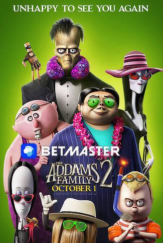 Download The Addams Family 2 (2021) Hindi WEBRip 720p Dual Audio [Hindi (Voice Over) + English] HD | Full Movie