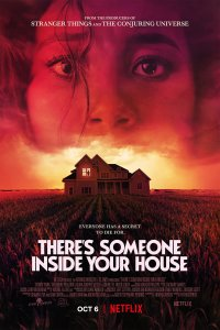 Download There's Someone Inside Your House (2021) Dual Audio Hindi ORG 480p 300MB | 720p 1GB NF WEB-DL ESubs