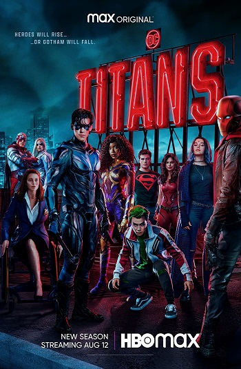 Download Titans (2021) Season 3 English {Episode 11 Added} HBO MAX Series 480p, 720p, 1080p WEB-DL
